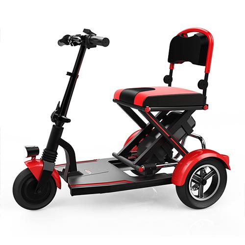 Električni invalidski skuter Das spiel
