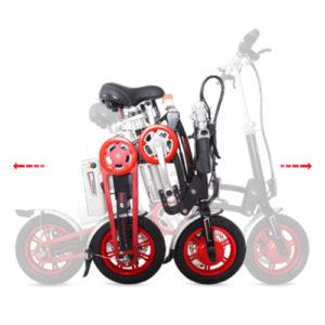 Zložljiva elektricna kolesa