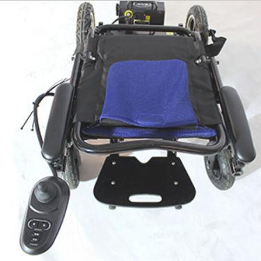 zložljiv električni voziček