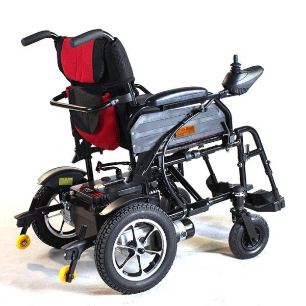 hitri invalidski vozički z akumulatorjem