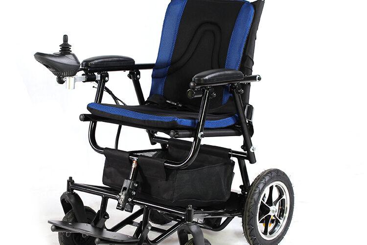 invalidski vozički z baterijo