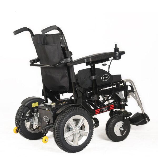 e-voziček invalidski