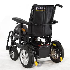 e-voziček za invalide